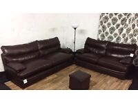 Brand new G plan 3+2 seater sofas FREE DELIVERY