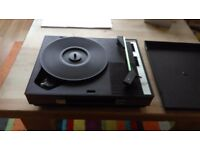 70s Vintage Fidelity portable record player.