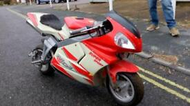 Mini motorbike mdl 100cc
