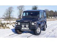 Land Rover Defender 110 Crew Cab Pickup