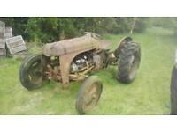 Pair of Massey Ferguson 35 tractors