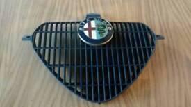 Alfa Romeo 916 GTV & Spider V6 Twinspark JTS Phase One PH1 Radiator Grill 60577411