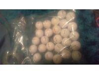 26 noodle golf balls