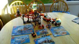 Lego Coast guard bundle
