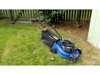 BO'NESS Lawn Mower Challenge Extreme 149.3 cc Hand push Petrol. For Sale