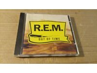 R.E.M OUT OF TIME CD ALBUM