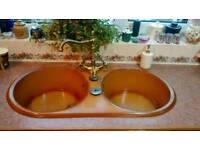 Sink ceramic