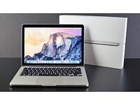 "Macbook Pro Retina 13"" 2015 (i7 3.1GHz, 16gb RAM, 512mb SSD) with Tech21 Impact Snap Case"
