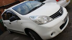 Nissan Note Visia Auto low milage