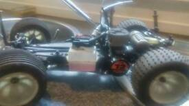 Hpi rs4 nitro belt driven classic rc swap for electric rc