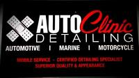 Detailing Specialist At your service