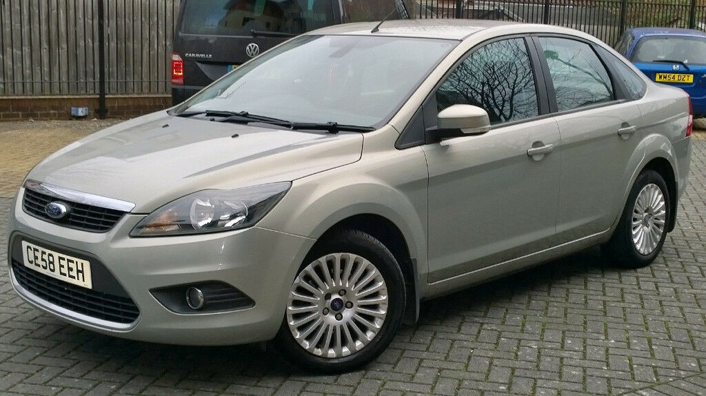 Ford Focus Titanium 1 6 4dr Petrol M O T Until 26 10 2019 1 Previous Owner In St Pauls Bristol Gumtree