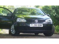 Volkswagen Golf 1.9 TDI Match 5dr