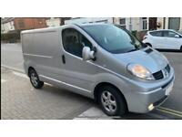 Man and van collection delivery removal