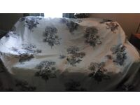 Lined blackout curtains -Excellent condition