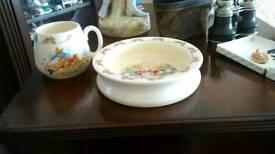 Baby's first bowl and mug