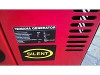 Yamaha diesel generator 15 kva