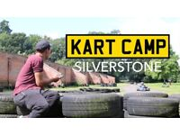 Go-Karting Summer Camp for Teenagers: Kart Camp Silverstone