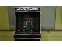 Upright retro arcade machine- iCade 60-in-1 Multicade System