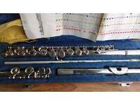 Yamaha YFL 22N beginners flute