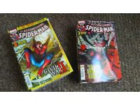 Marvel and DC comics on sale!
