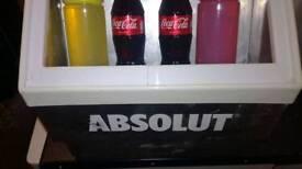Countertop cooler