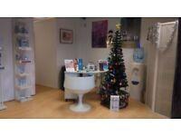 For nail technician prestigious beauty salon offer nail station for rent