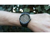 LG G WATCH R - BOXED - IMMACULATE - £95