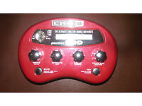 Line 6 Pocket Pod (No cables, just the pod) (Offers considered) (Preferably collection)