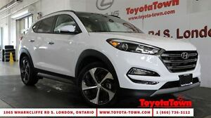 2017 Hyundai Tucson 1.6T SE AWD LEATHER MOONROOF