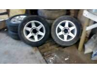 Suzuki grand vitara Wheels for sale