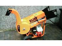 Elite Minor Chipper Shredder brand new!!