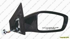 Door Mirror Power Passenger Side Heated With Signal Hyundai Sonata 2011-2014