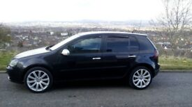 Golf 06 M0T oct 19th £1350 ono