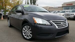 2015 Nissan Sentra CVT S| A/C| BT| Rem Entry| Heat Mirror|
