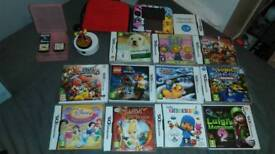 Nintendo 2ds with 14 games