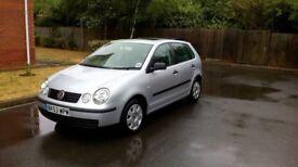 2003 Volkswagen Polo 1.4 VW