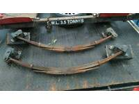 Iveco springs £120