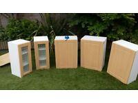 4 kitchen cabinets + spare -£70 ONO