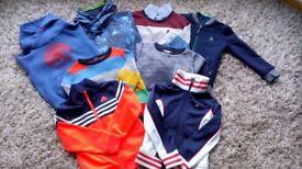 Boys clothes bundle. Age 4/5. 8 tops