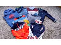 Boys clothes bundle. Age 4/5. 8 tops