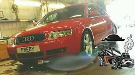 Audi A4 B6 1.9 TDI quattro SE