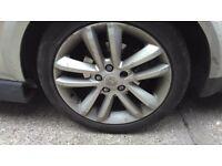 Vauxhall alloy 5stud