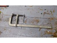 Bessey Clamp 500mm x 140mm SG50M Engineering tools (RRP £100)