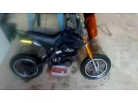 Kids motorbike/pit bike?