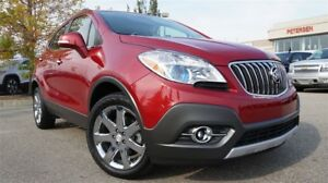 2014 Buick Encore AWD Leather| Heat Wheel| Sun| Nav| Safety Pkg|
