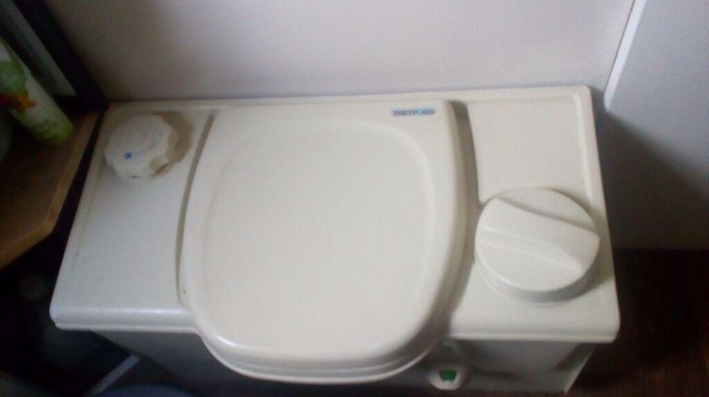 Thetford Cassette Toilet : Thetford cassette toilet in stoke on trent staffordshire gumtree