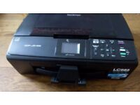 Brother DCP-J315W Printer and Scanner