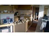 PET FRIENDLY...TWO BEDROOM CARAVAN TO LET ON SUNNYDALE HOLIDAY PARK (PARK DEAN RESORTS SITE).