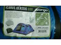 Vango Icarus 600 family tent